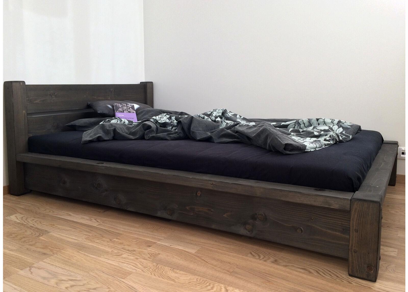 MSL Sänky 140x200 cm