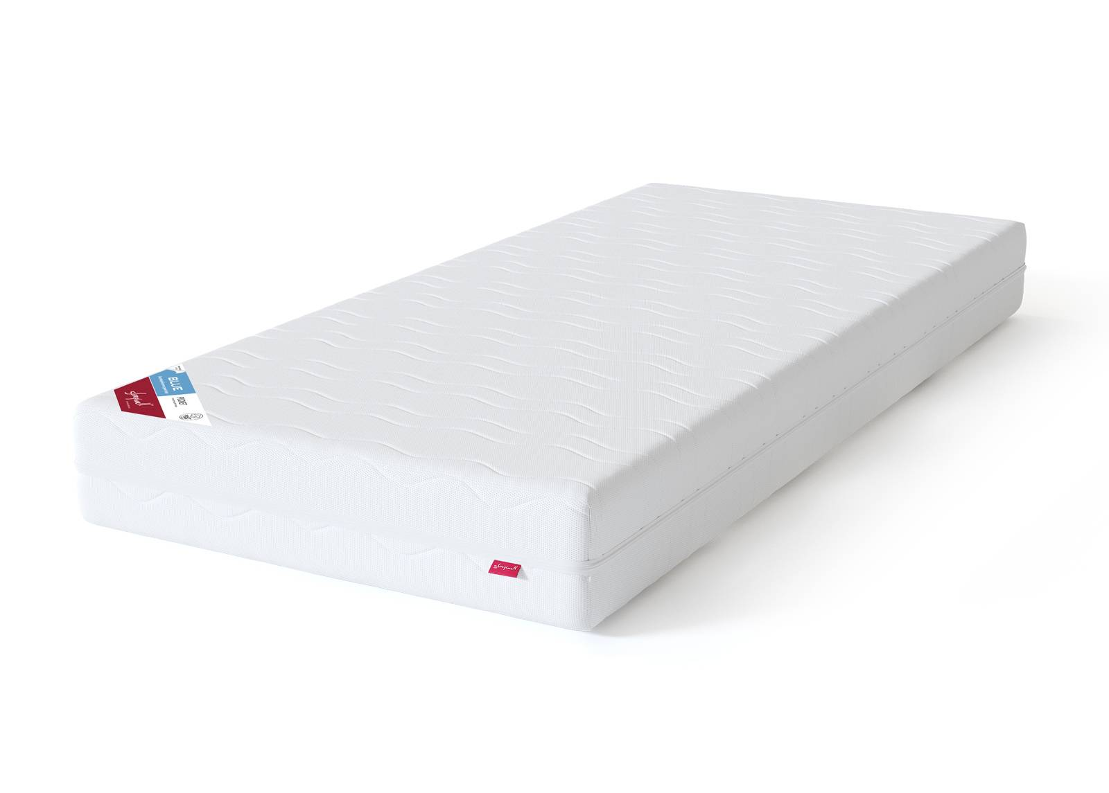 Image of Sleepwell joustinpatja BLUE Pocket 90x200 cm