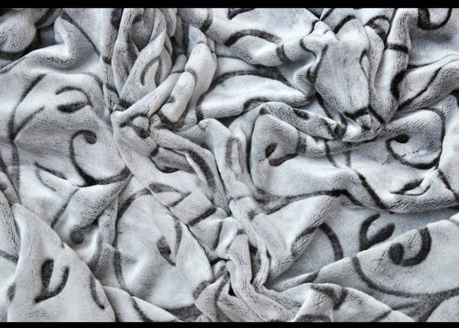 MIKA Peitto CHOCOLATE 150x200 cm