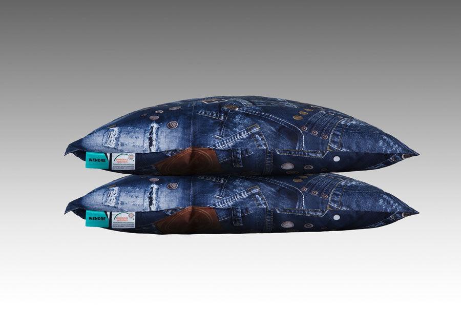 Wendre Tyyny DENIM 80x80 cm (2 kpl)