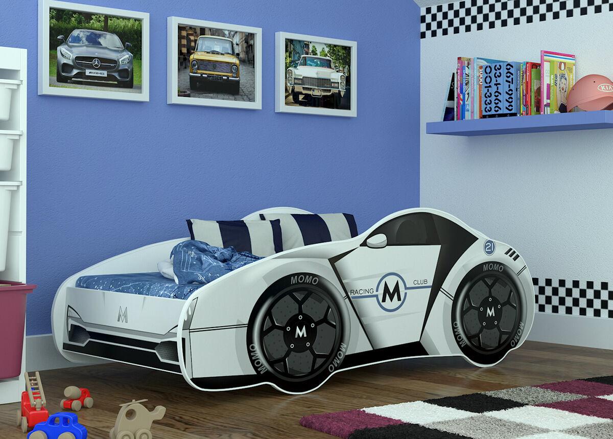 AJK-Meble Lastensänky Bugatti 70x140 cm