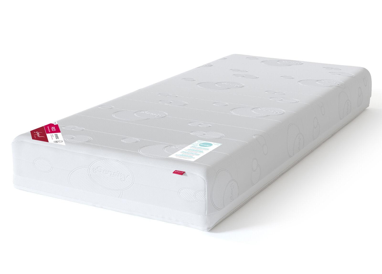 Image of Sleepwell Sleepwel joustinpatja RED Orthopedic 90x200 cm