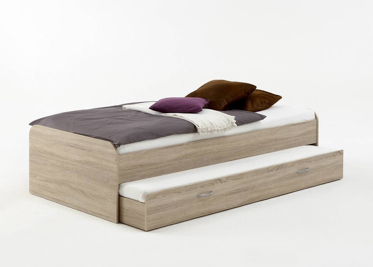 FMD Sänky PEDRO 4, 90x200 cm