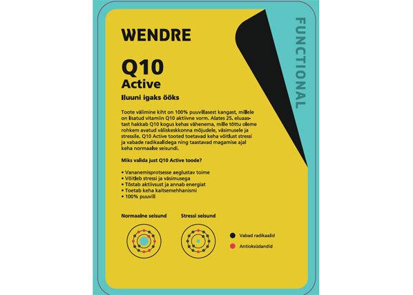 Wendre Täkki Q10 Active 150x200 cm