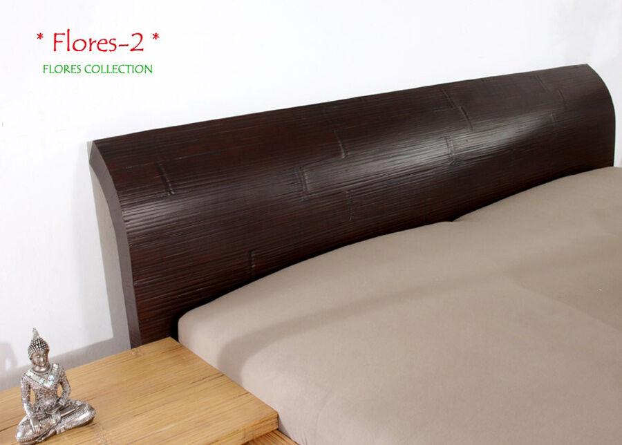 Bambuskeskus Sänky Flores-2 160x200 cm