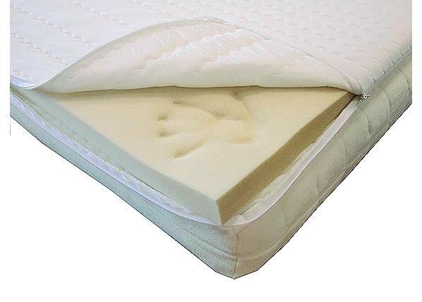 Sijauspatja MADRAZZI memory foam 80x200x6 cm