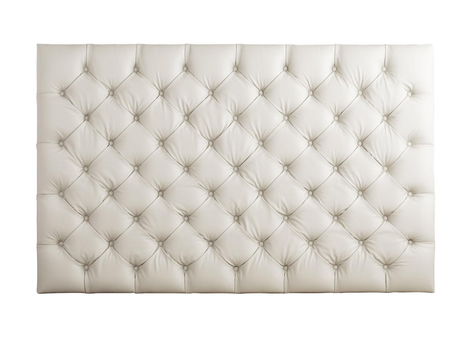 CF Collection Sängynpääty, nahka 200x100 cm