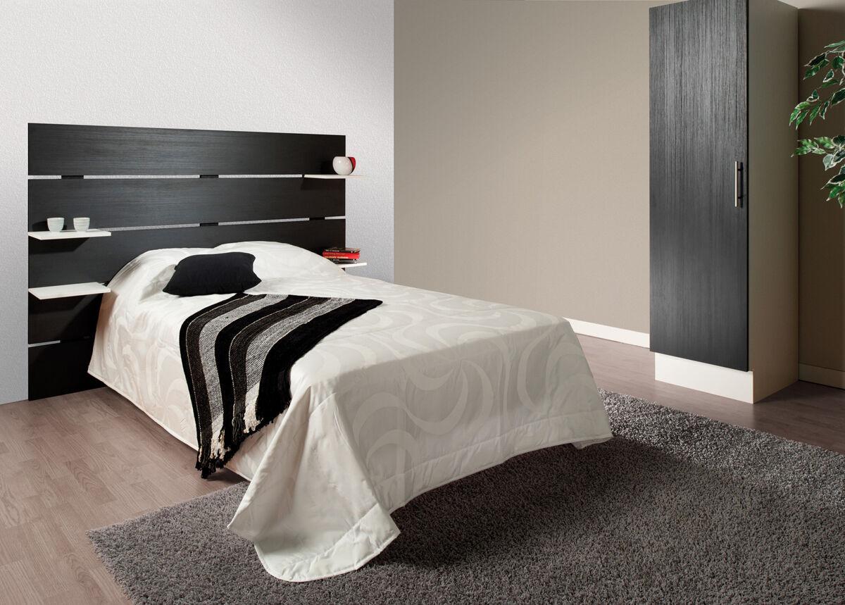 Hiipakka Sängynpääty BLACK 250 cm