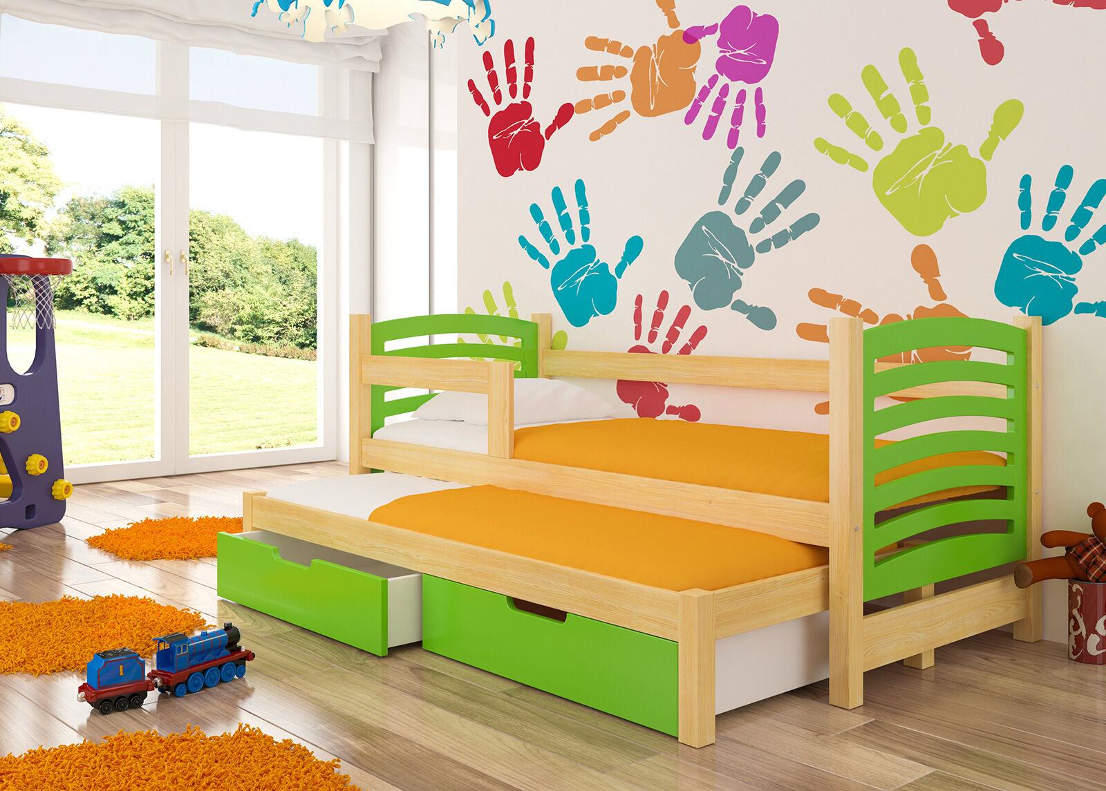 ADRK Lasten sänkysarja 2-le 75x180 cm