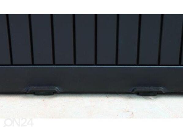 Keter Säilytyslaatikko puutarhaan KETER COMFY 270 L