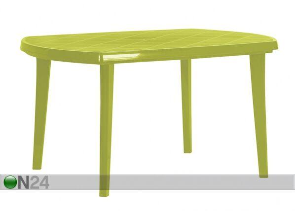 KETER Puutarhapöytä KETER ELISE, vaaleanvihreä