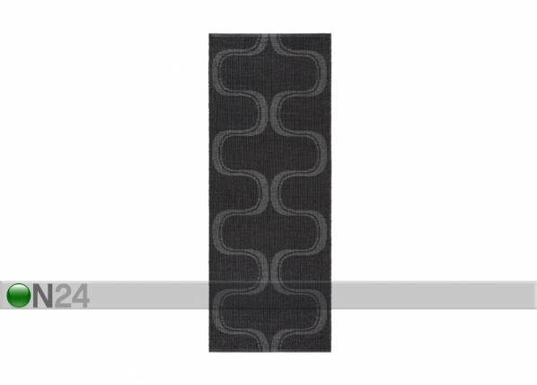Swedy Matto WAVES METALLIC 60x230 cm