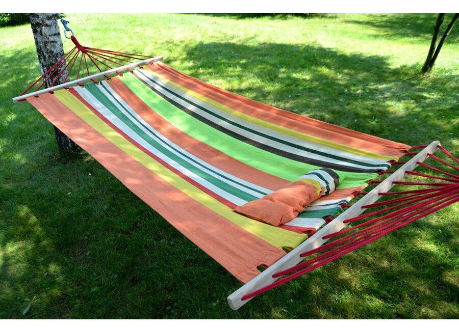LAURAS Riippukeinu tyynyllä 120x200 cm