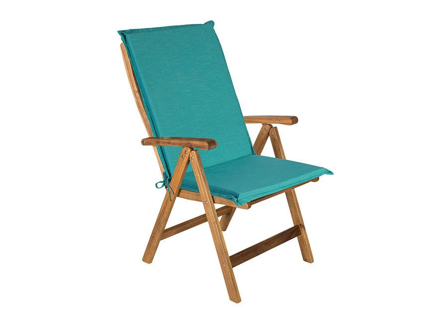 Carden4you Tuolin istuinpehmuste selkänojalla SUMMER 48x115 cm