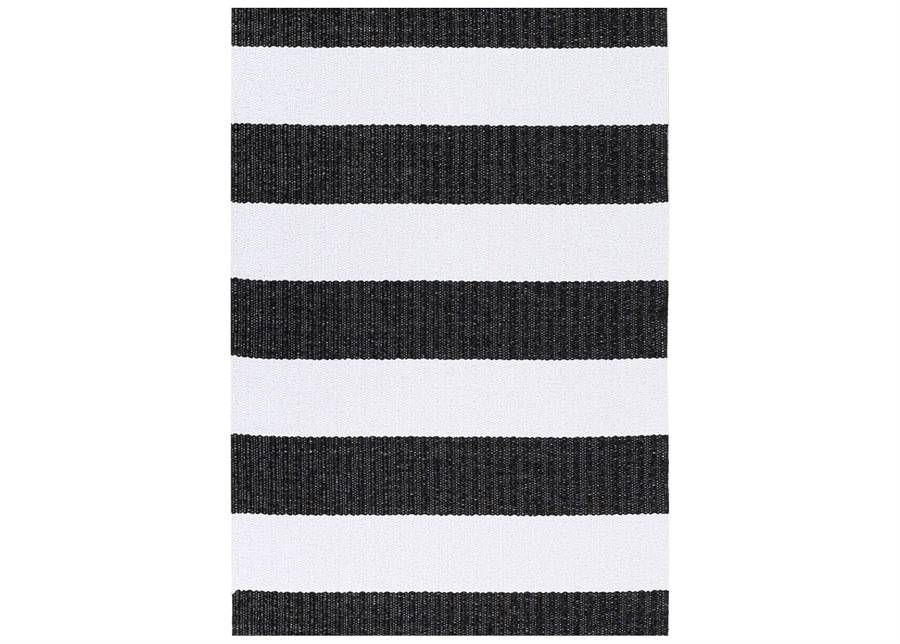 Image of newWeave Narma muovimatto Birkas black-white 70x150 cm