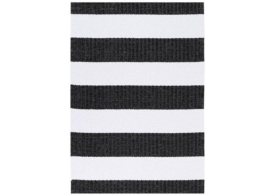 newWeave Narma muovimatto Birkas black-white 70x250 cm