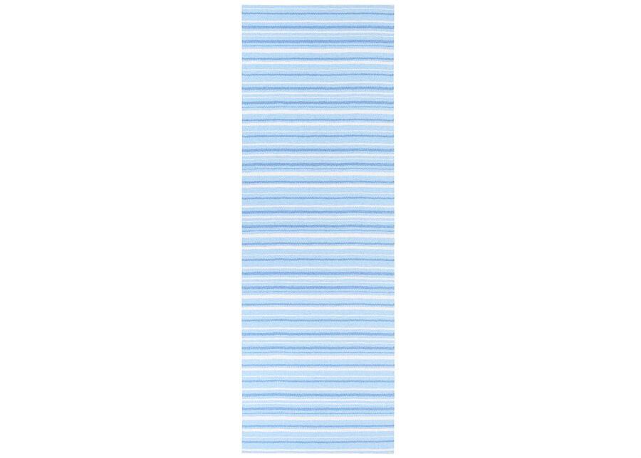newWeave Narma muovimatto Hullo blue 70x350 cm