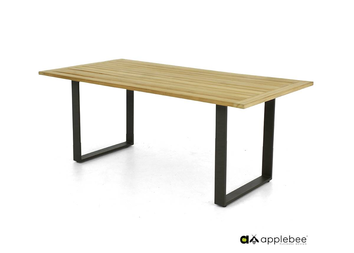 Apple Puutarhapöytä Condor 240x95 cm