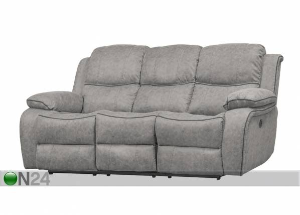 Image of 3-ist sohva Relax25 (mekaaninen)