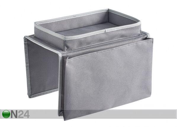 Image of Zeller Present Säilytystasku sohvan käsinojalle
