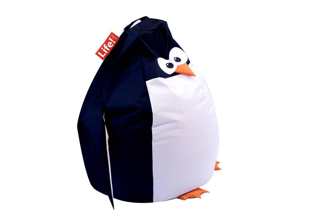 QUBO Säkkituoli Qubo Penguin