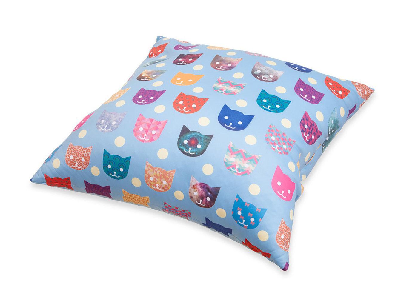 Mr. GUGU & Miss GO Koristetyyny FUNNY CATS 38x38 cm