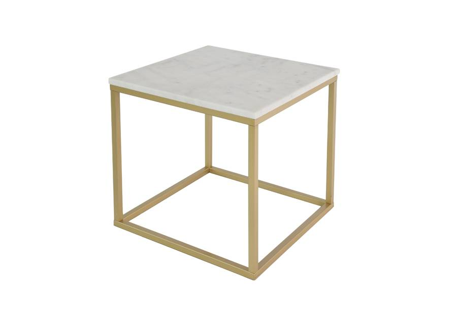 Image of rge Marmorinen sohvapöytä ACCENT 2, 50x50 cm