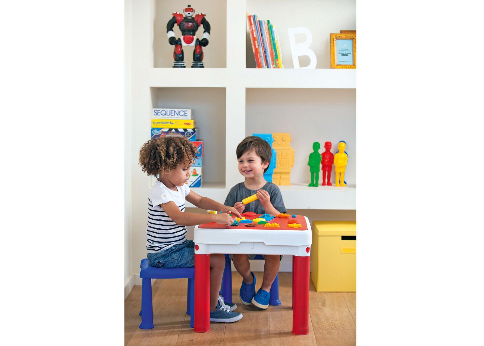Keter Lasten leikkipöytä KETER CONSTRUCT