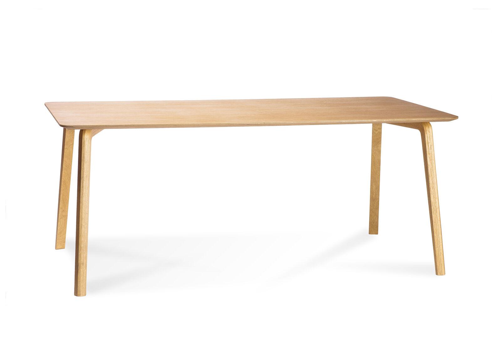 TARMEKO NORDIC Ruokapöytä MILONGA 180x90 cm (tumma tammi)