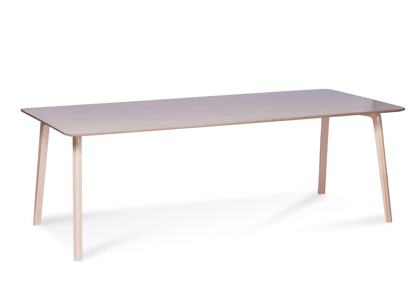 TARMEKO NORDIC Ruokapöytä MILONGA 180x90 cm (luonnollinen koivu)