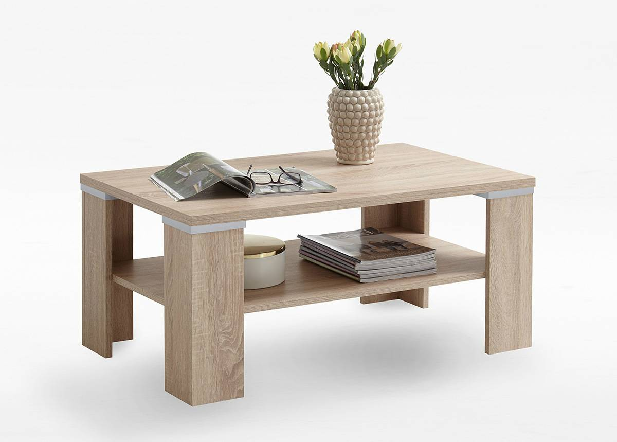 FMD Sohvapöytä BASTIA 100x60 cm