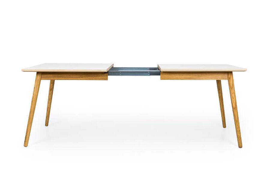 Tenzo Jatkettava ruokapöytä Dot 160-205x90 cm