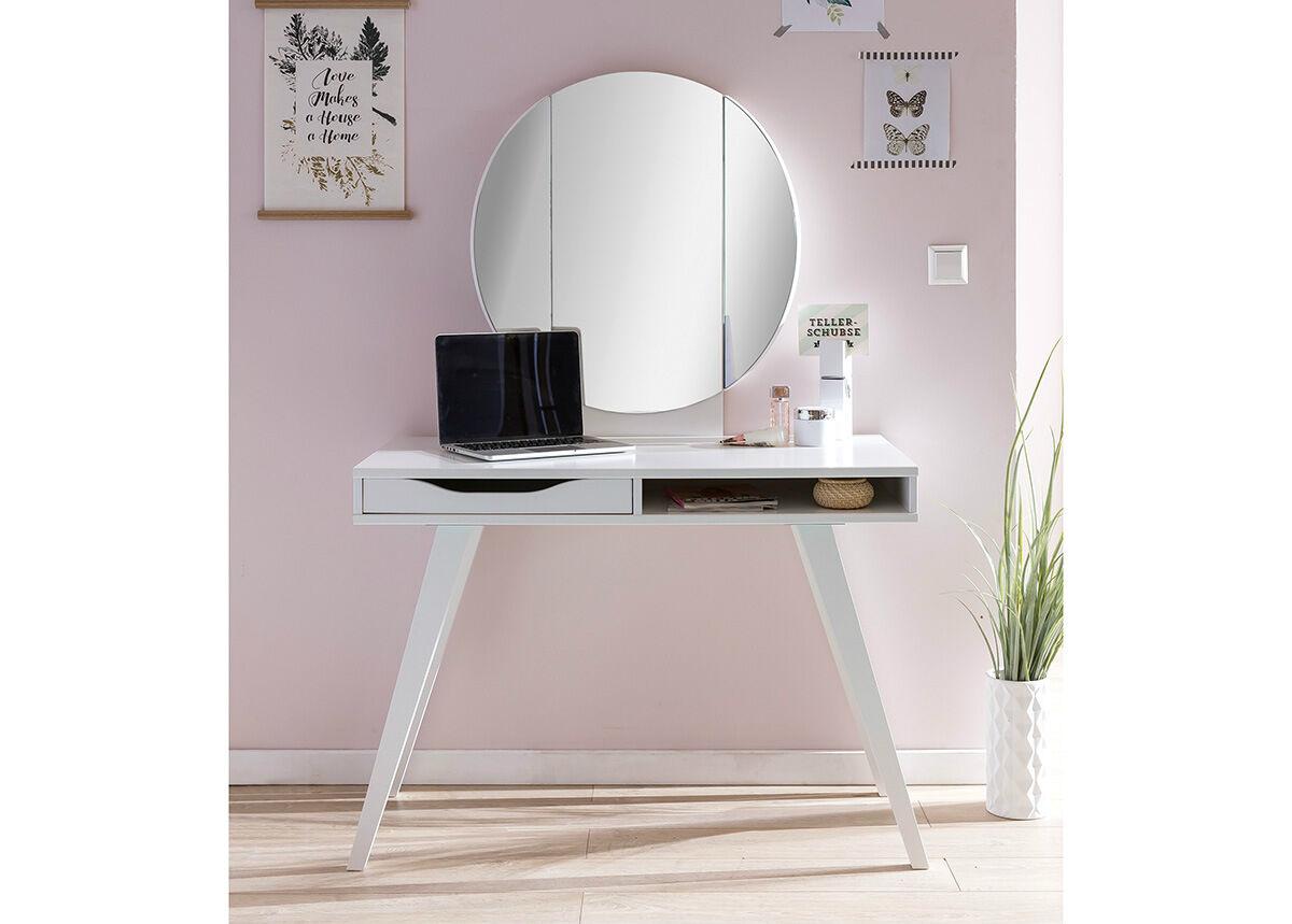 Wimex Kampauspöytä peilillä DRESSERTABLE