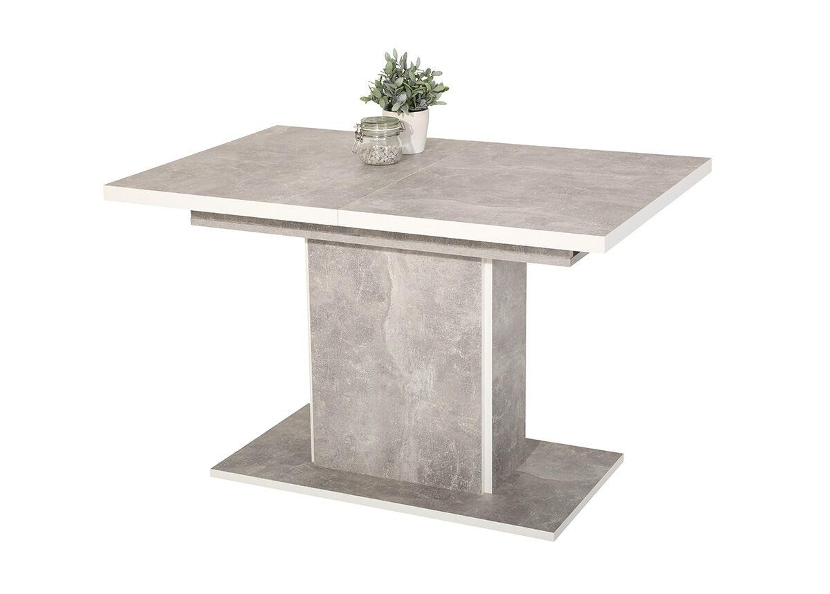 Image of HELA Jatkettava ruokapöytä ALICE 80x120-160 cm