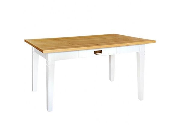 LASVA Ruokapöytä MONACO 130x85 cm