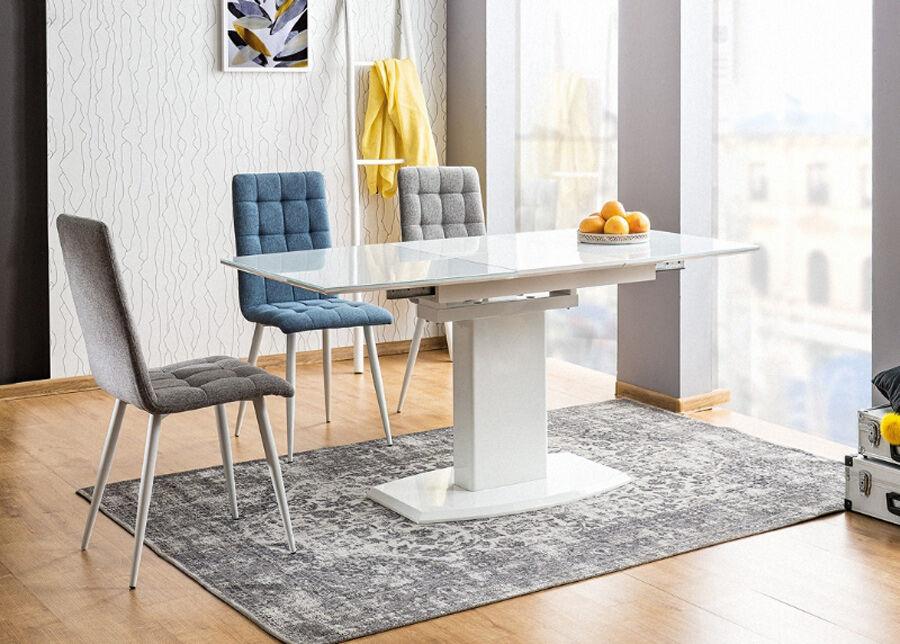 Image of Signal Jatkettava ruokapöytä AUSTIN 80x120-160 cm
