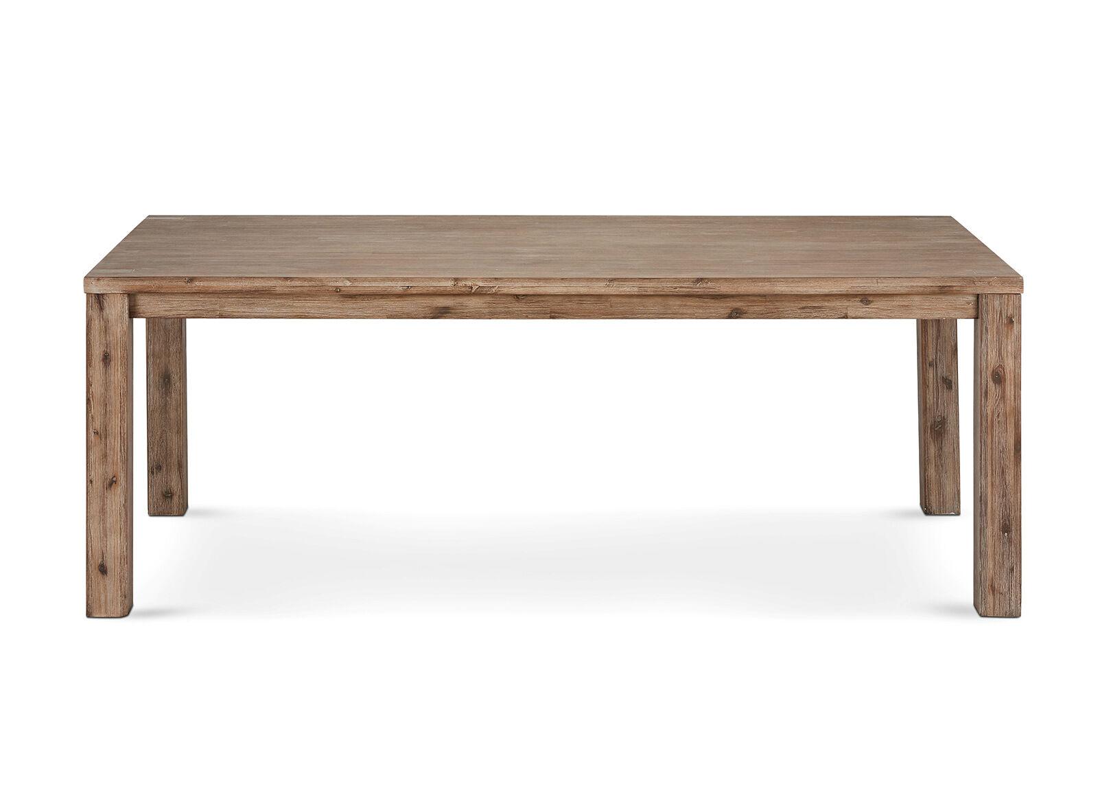Furnhouse Ruokapöytä ALASKA 140x90 cm