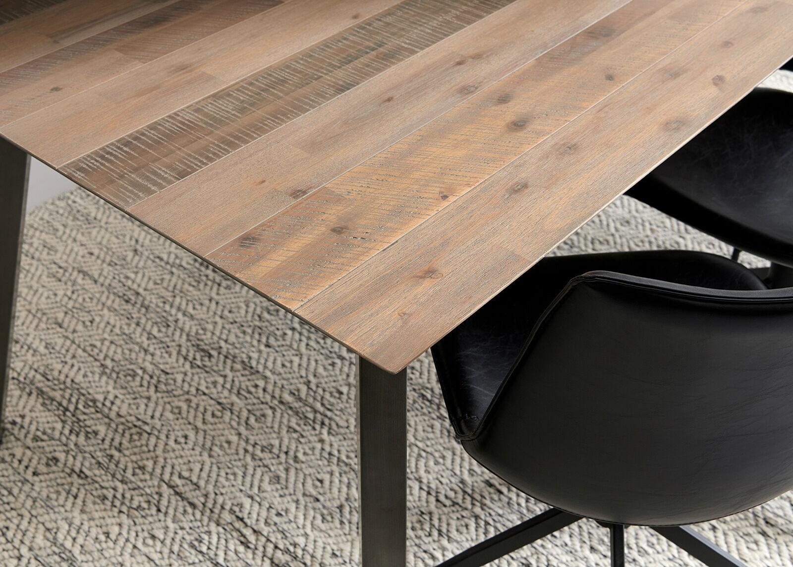 Furnhouse Ruokapöytä MALAGA 200x100 cm
