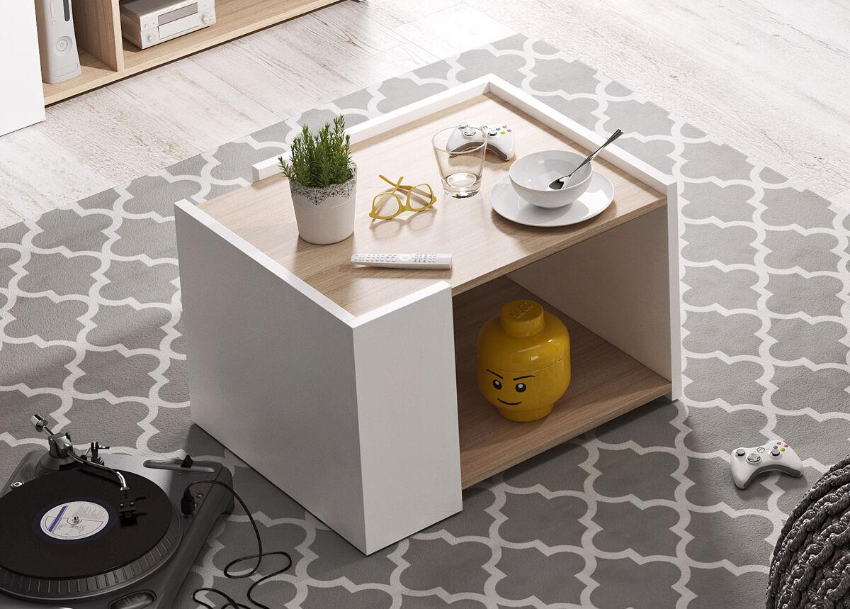 Laski Sohvapöytä 65x53 cm