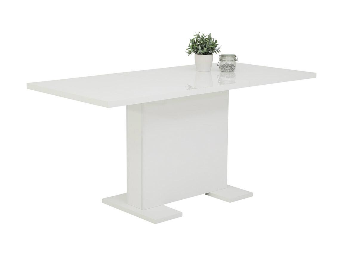 Image of HELA Jatkettava ruokapöytä Wiebke 80x120/160 cm
