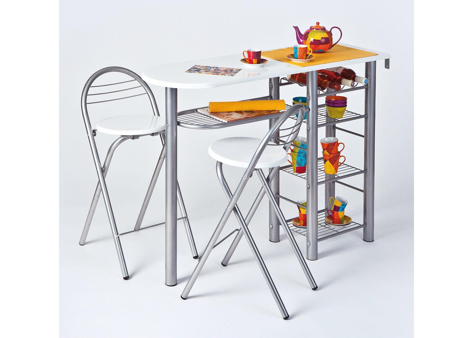 InterLink Baaripöytä ja 2 tuolia FRIDA