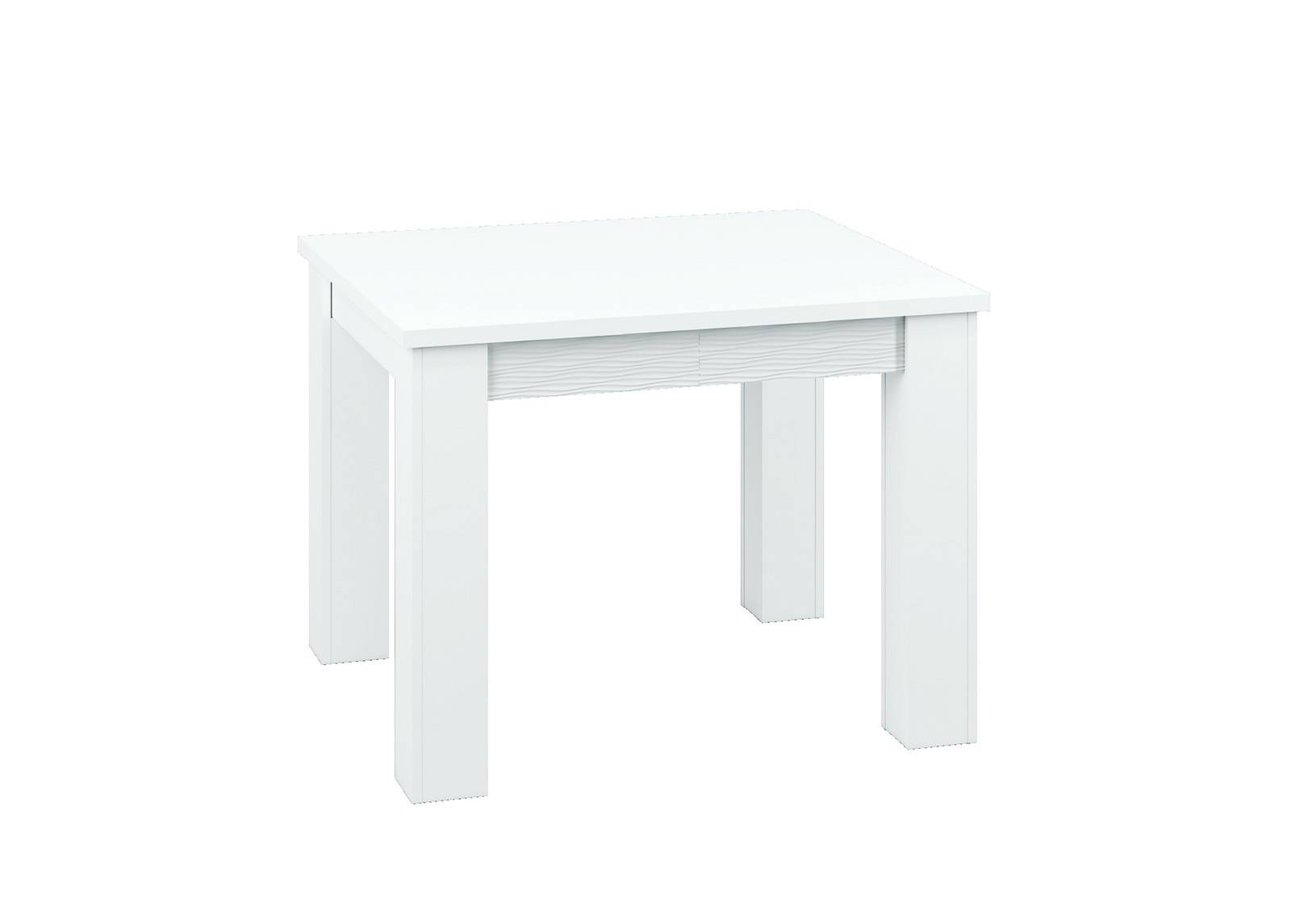 MLMeble Jatkettava ruokapöytä 89x101-181 cm