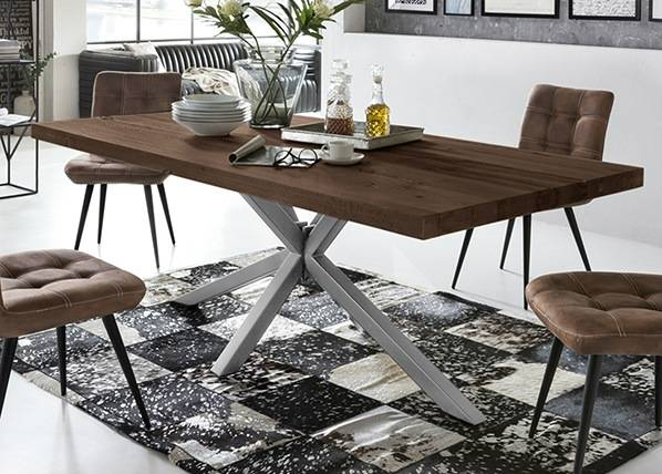 SIT Möbel Ruokapöytä Tische 100x180 cm