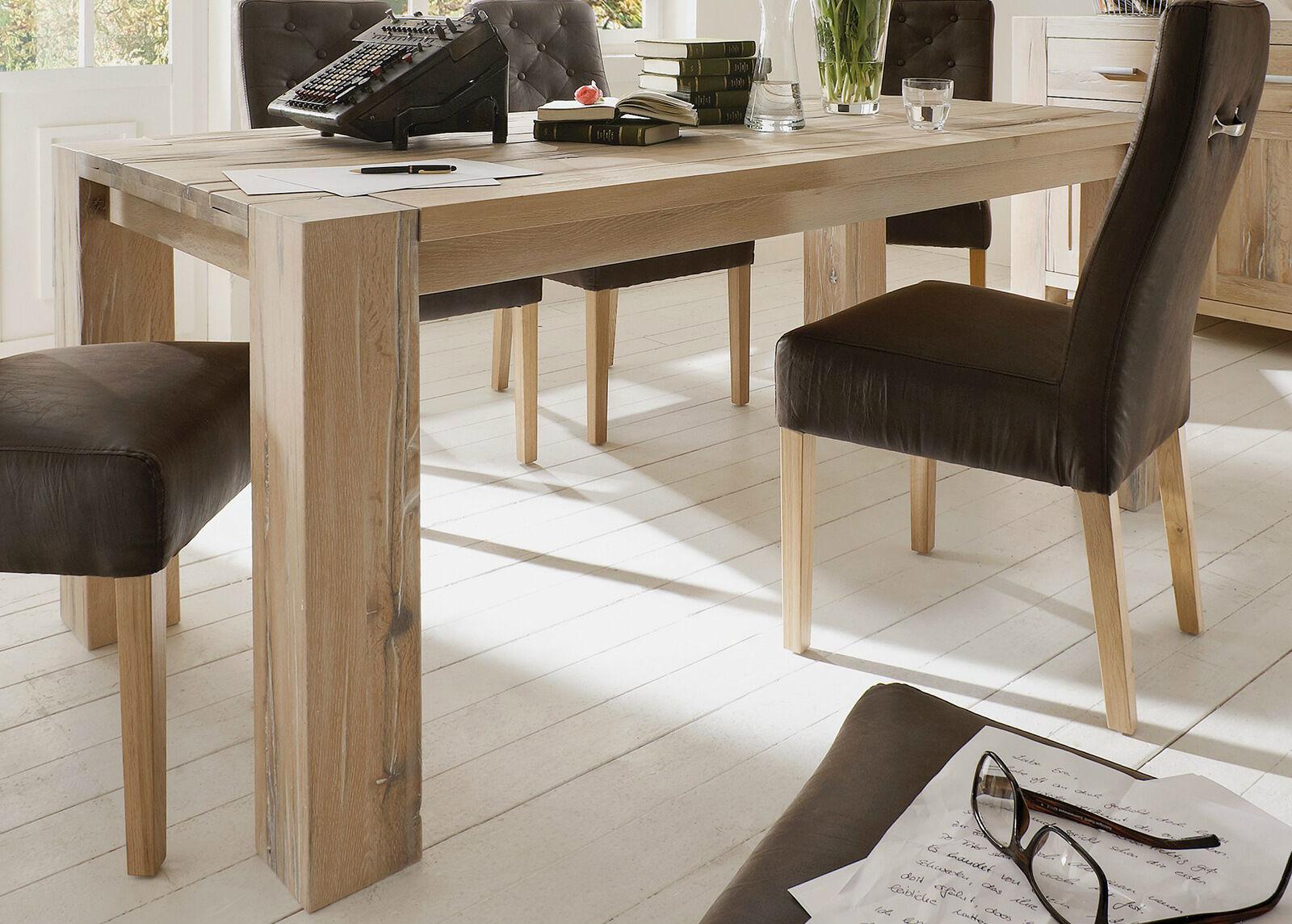 SIT Möbel Tammi ruokapöytä Fausto 100x200 cm