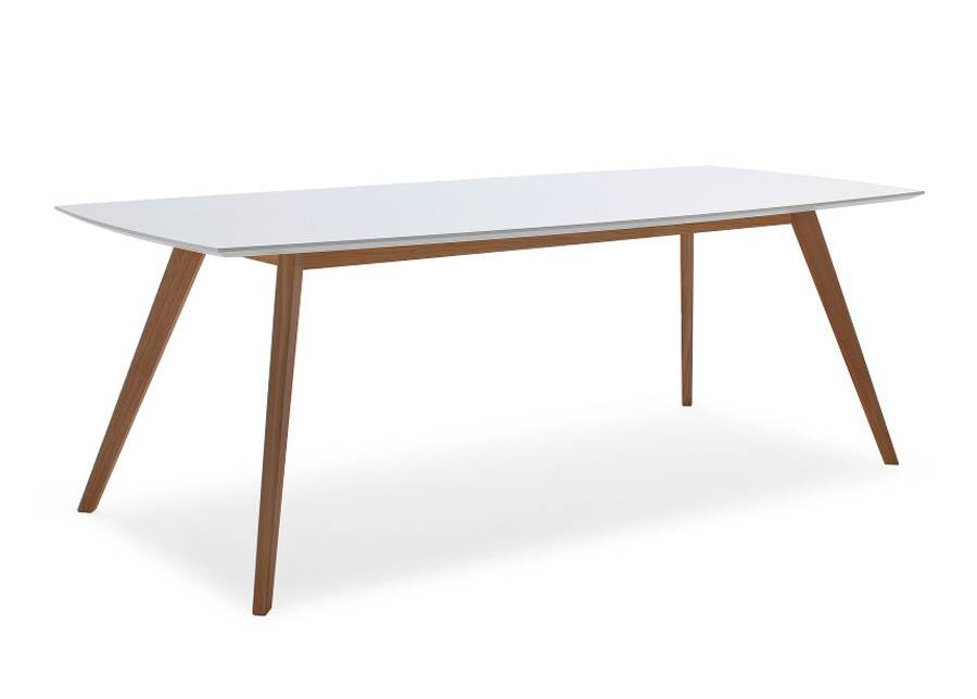 Tenzo Ruokapöytä Bess 220x95 cm