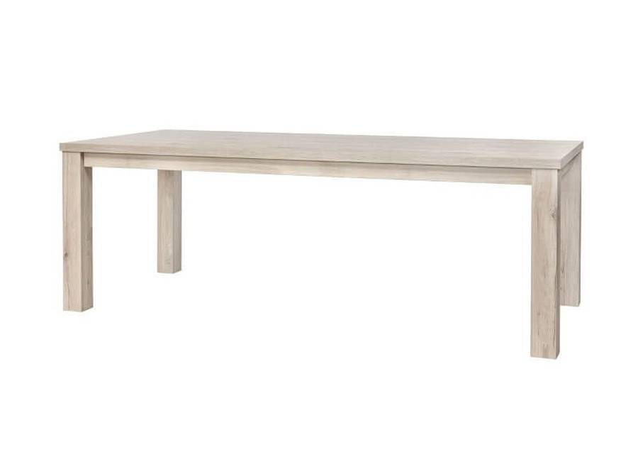 Meubar Ruokapöytä Delia 163x101 cm