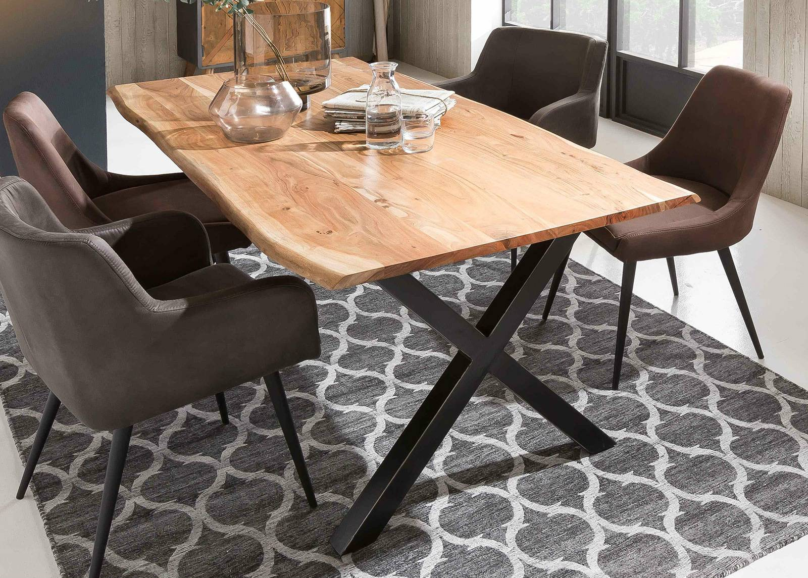SIT Möbel Ruokapöytä This 160x85 cm