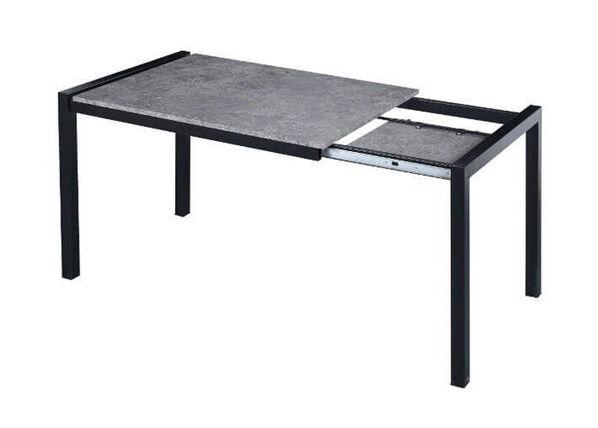 Image of POLD Jatkettava ruokapöytä Remi 120-160x80 cm