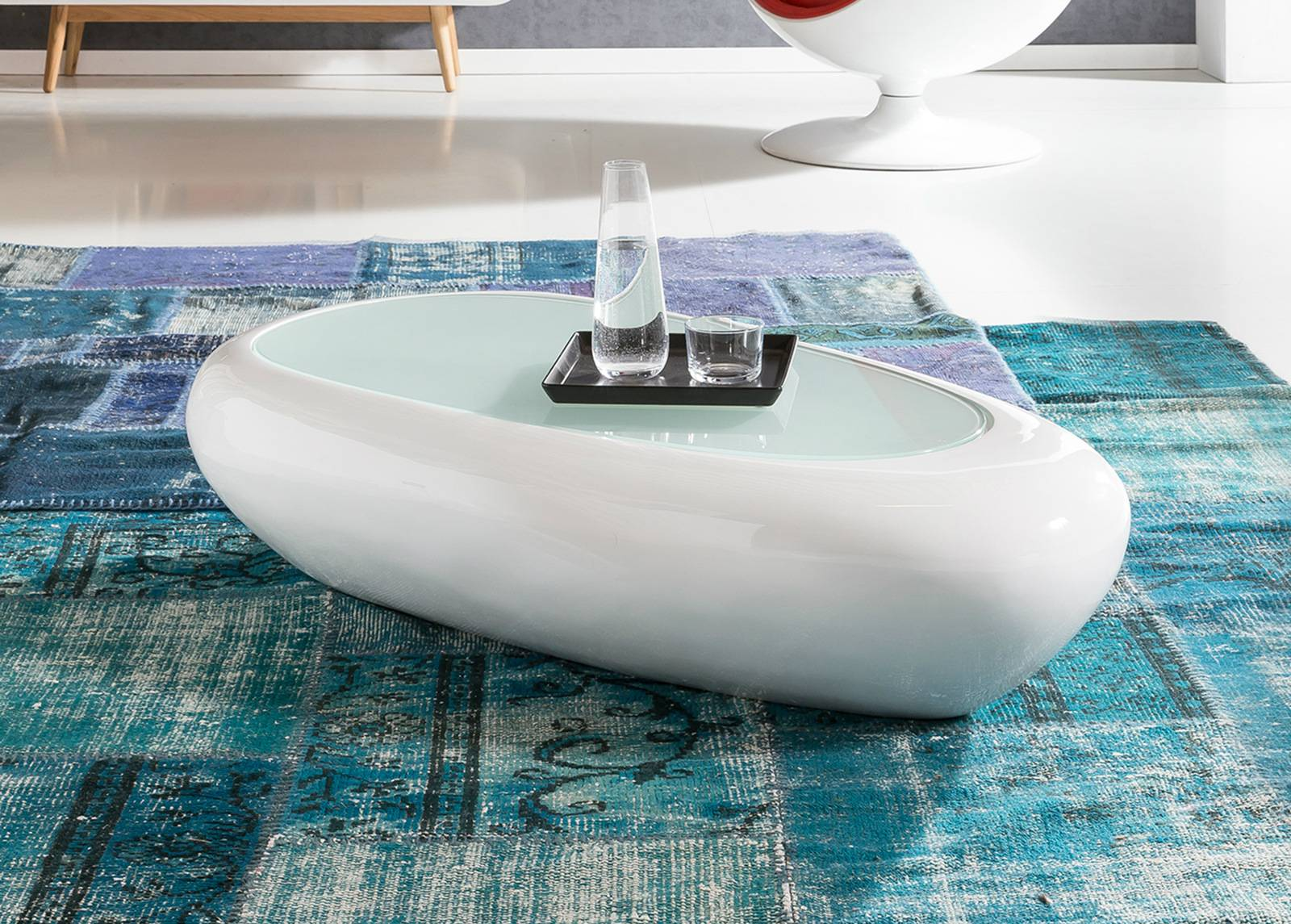 Salesfever Sohvapöytä 115x84 cm