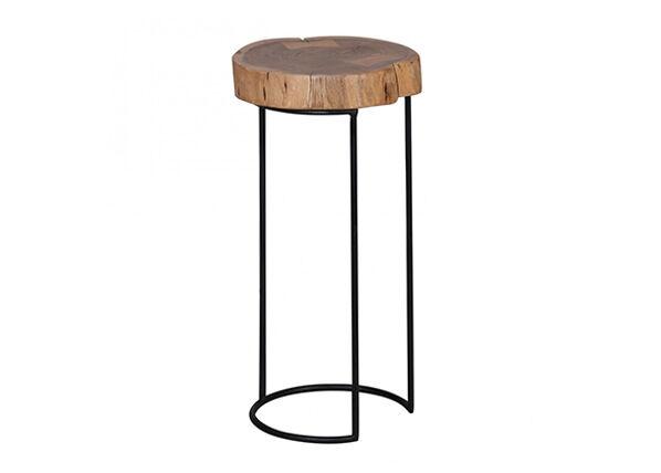 SKYPORT Apupöytä Akola Ø 28xh55 cm